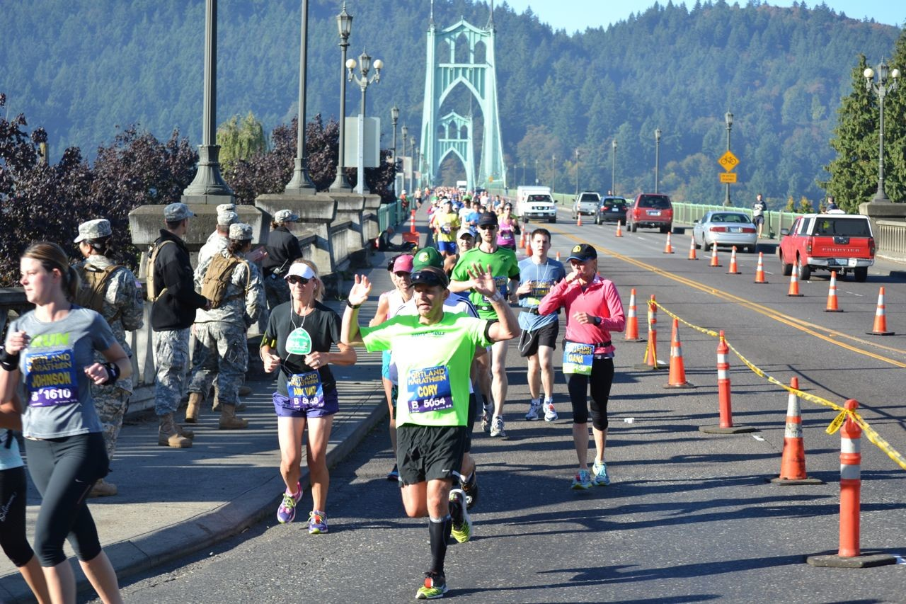 Portland Mayor Plans To Work With Scandal-plagued Portland Marathon
