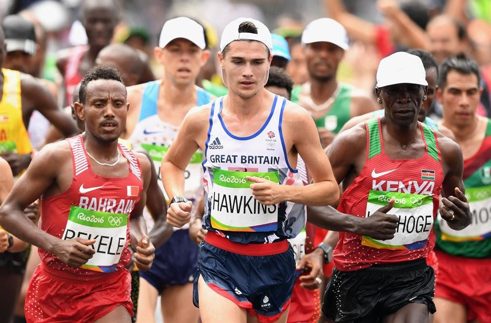 Callum Hawkins, Lily Partridge and Dewi Griffiths are among the latest wave of British athletes named for the Virgin Money London Marathon on April 28