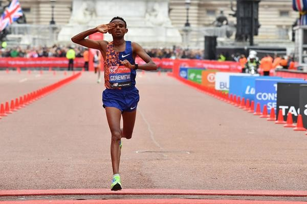 Ethiopian duo Mosinet Geremew and Mule Wasihun, have confirmed they will return to the Virgin Money London Marathon