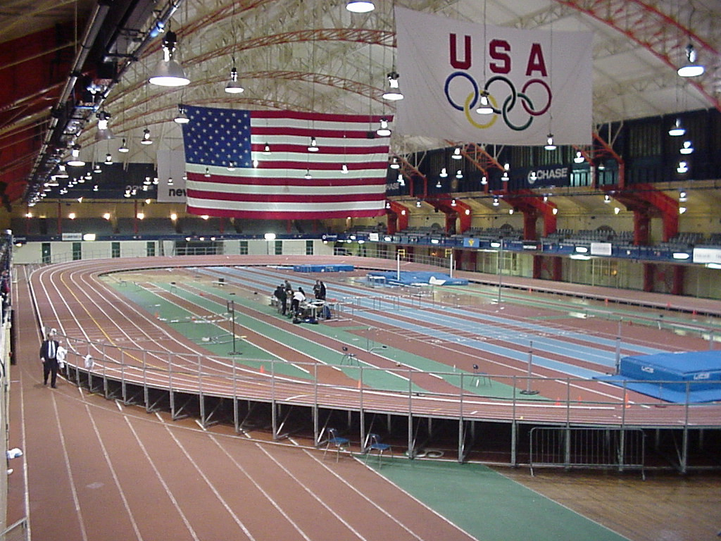 With 2021 Millrose Games cancelled, The Armory track will become a COVID-19 vaccination center