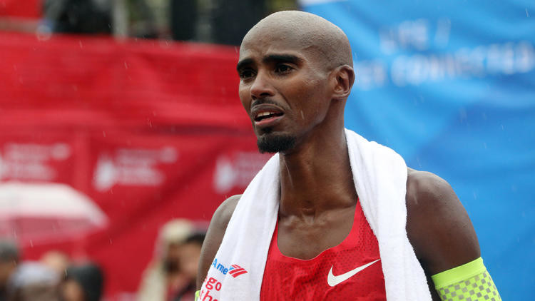 Mo Farah sets European Record to Win The Chicago Marathon