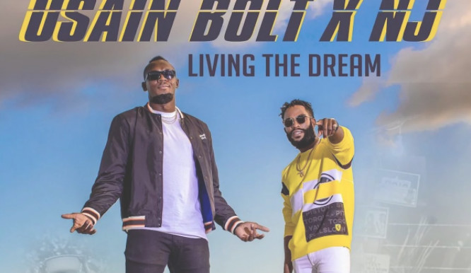 "Usain Bolt Releases New Song ""Living The Dream"""
