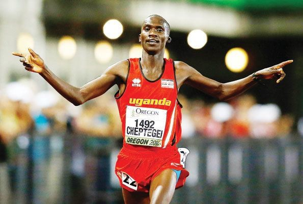 Ugandan Joshua Cheptegei who won gold twice at the Commonweath Games is ready to win more medals for his country