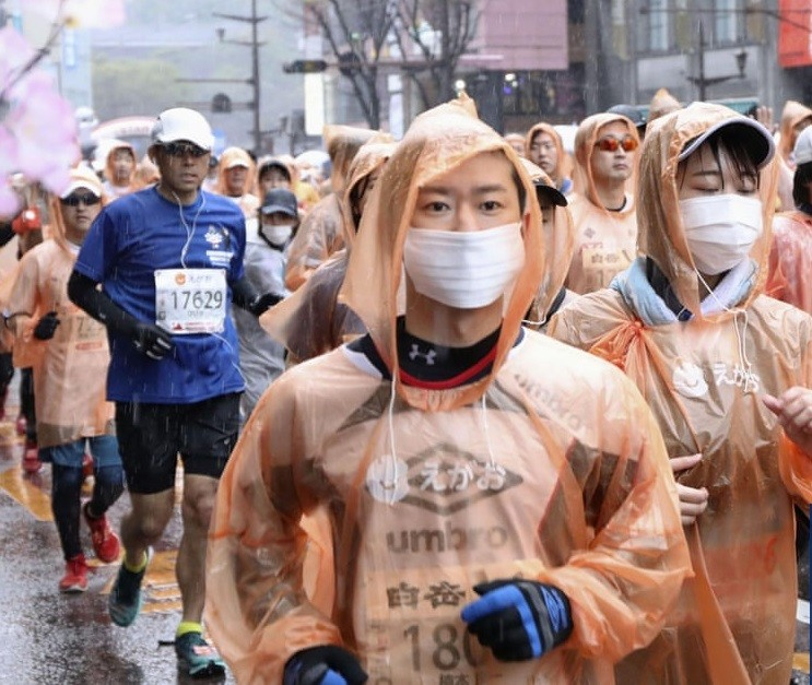 Tokyo Marathon Canceled for General Runners
