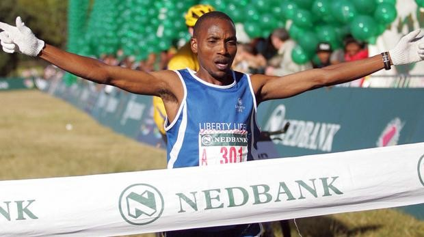South African's Johannes Kekana, says I am afraid this will be my final race in Comrades