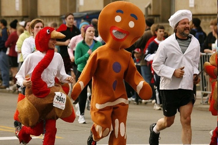 10 Reasons to Run a Turkey Trot