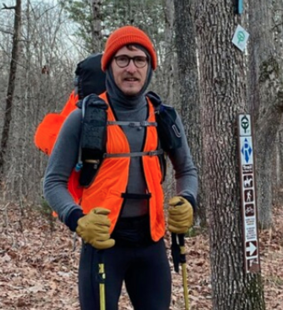 Illinois ultrarunner tackles 380K Ozark Trail, beats FKT by 19 hours