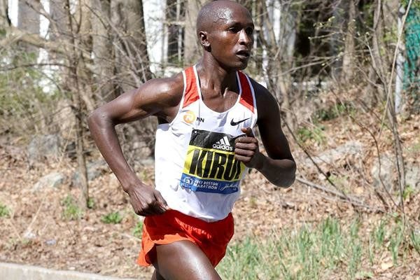 The allure of a back-to-back win for Geoffrey Kirui and a third win for Edna Kiplagat will inspire the Kenyan team to dominate the World Championships in Doha, Qatar