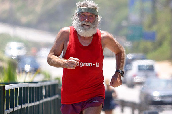 Older Runners Are Best At Predicting Finishing Times