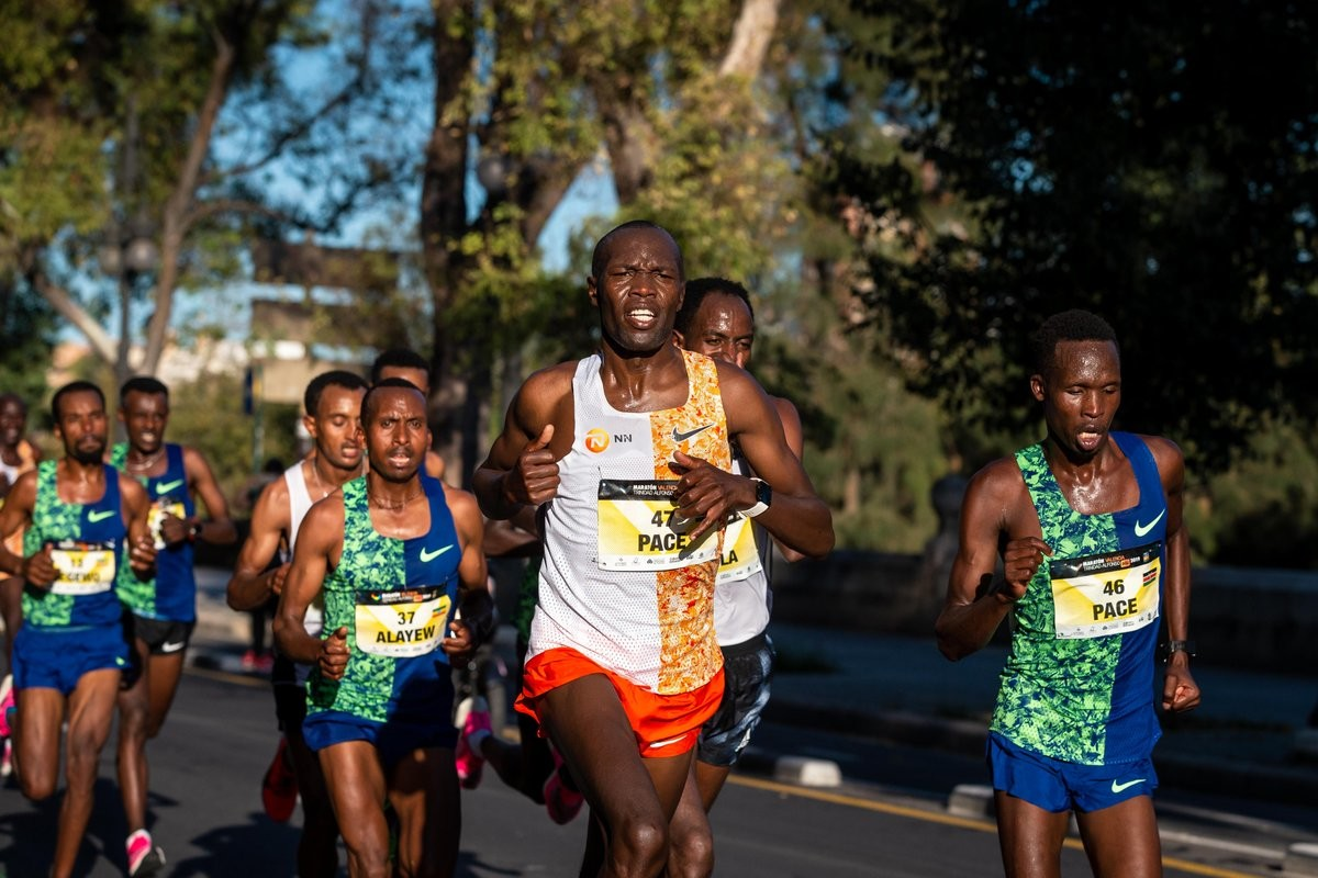 Kenyan Victor Chumo looking forward to London Marathon duties