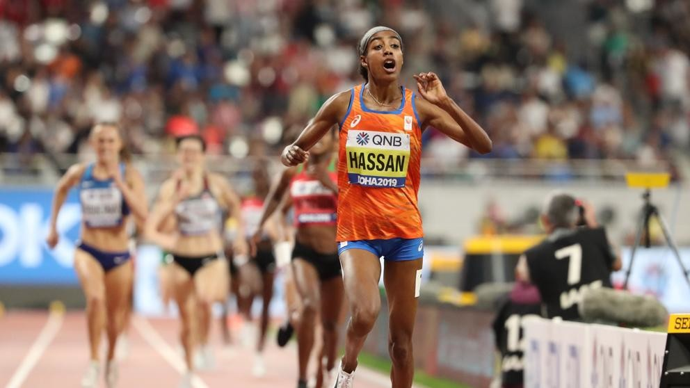 Sifan Hassan is among the top names entered for the World Athletics Half Marathon Championships Gdynia 2020