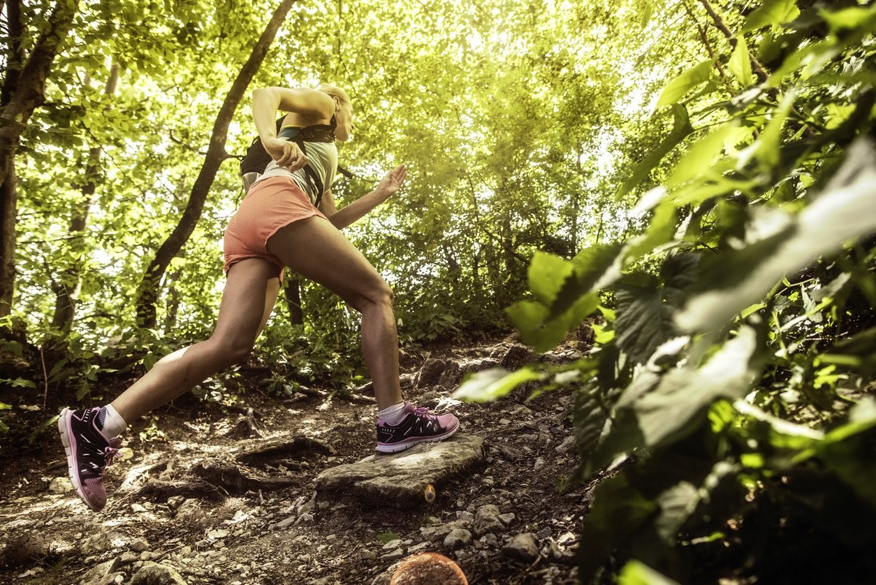 Seven reasons to Swap the Treadmill for Trail Running