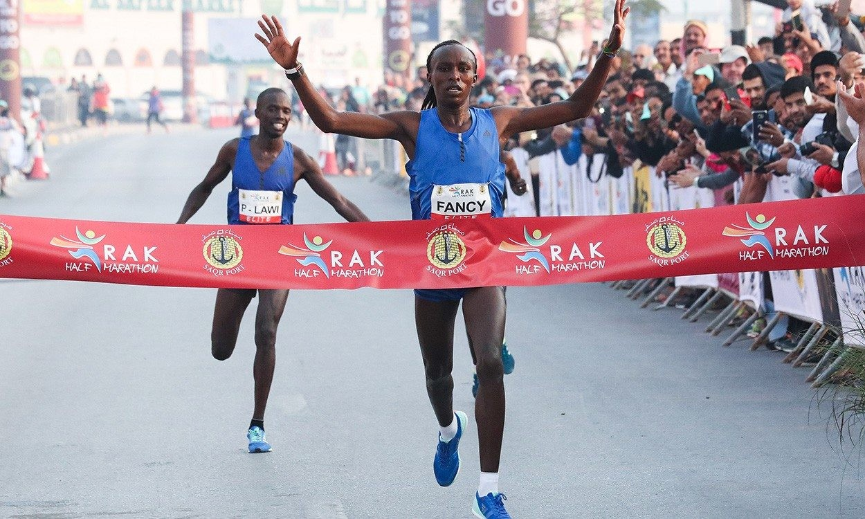 It does not get much better than this - 2018 RAK Half Marathon