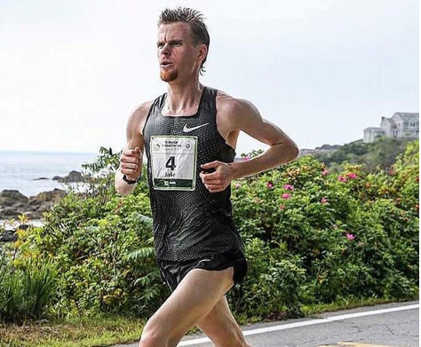 Jake Robertson primed to compete at Scotiabank Toronto Waterfront Marathon