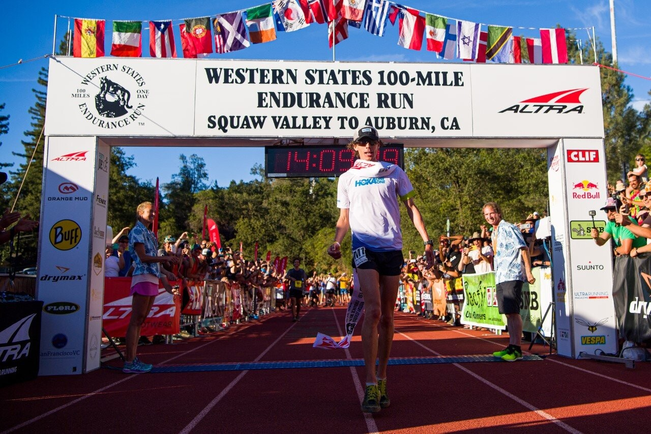 HOKA ONE ONE have been named as presenting sponsors of the Western States 100-Mile Endurance Run.