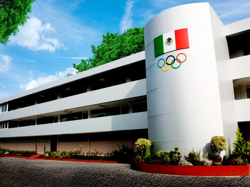 The Mexican Olympic Sports Center (CDOM) was selected to have an air quality monitor installed.