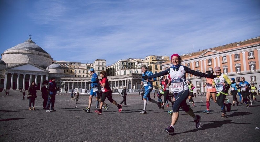 Napoli City Half Marathon is not being held live because of COVID-19