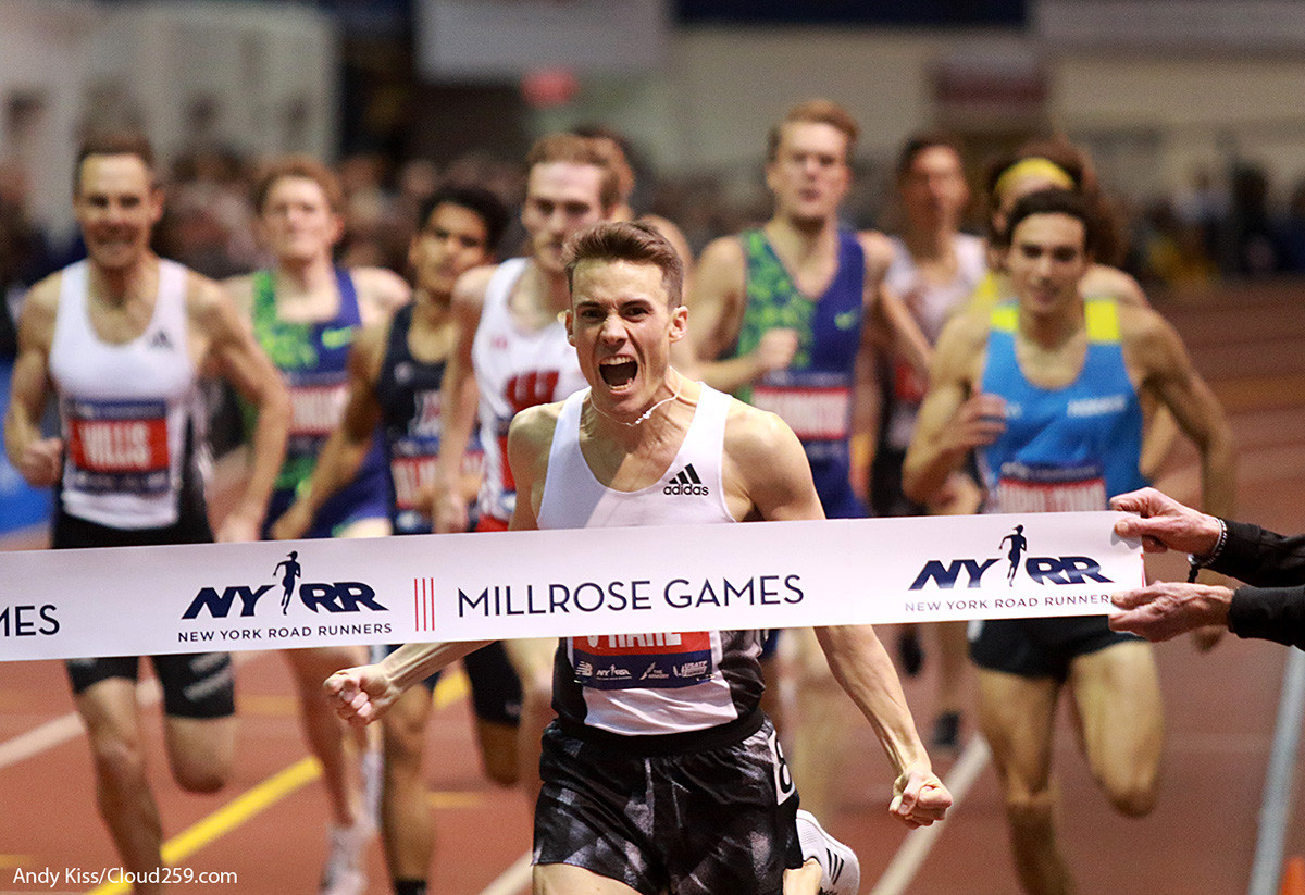 No Millrose Games in 2021 due to the coronavirus pandemic