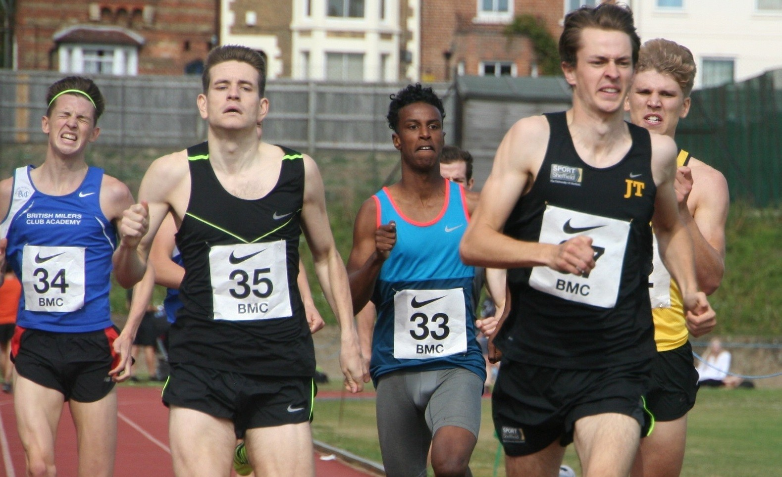 British Milers Club is launching the Bannister Mile Series