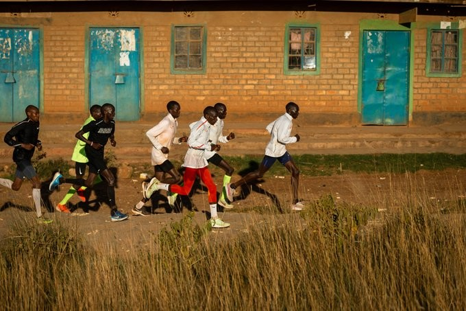 NN Running Team releases a short documentary followed several training groups in Africa called The long run, an inside view
