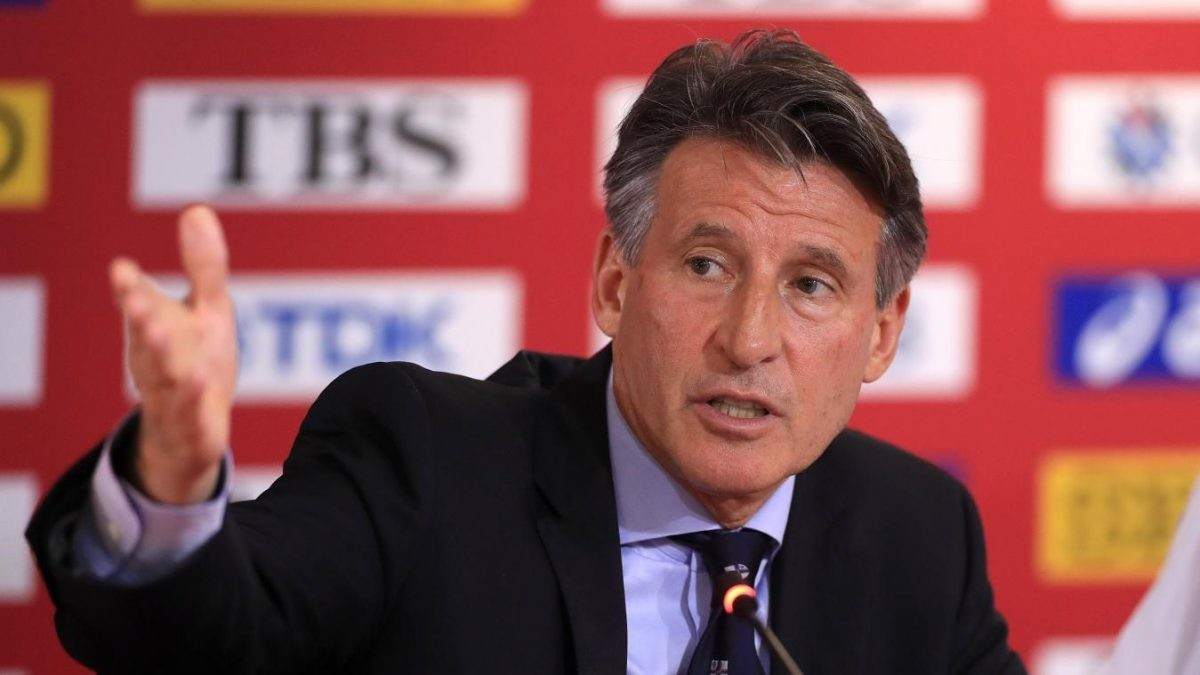 Sebastian Coe says, Olympic Games not just financial, it's spiritual