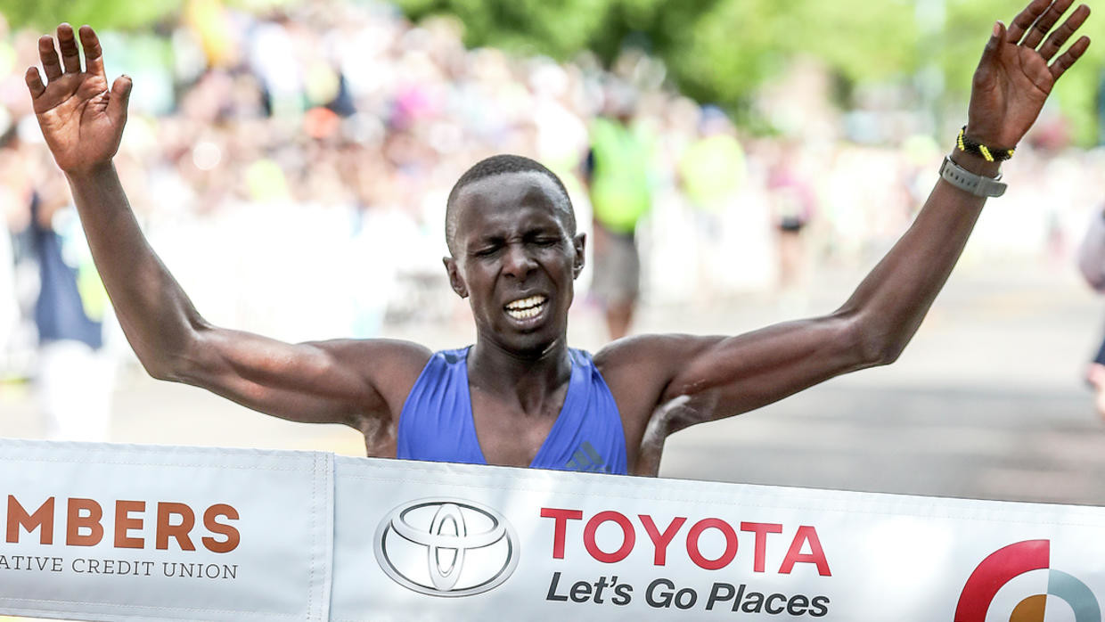 Champion from the last  year set to compete and defend his Grandma's Marathon Title