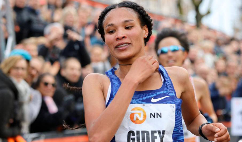 Ethiopia's 5,000m world record holder Letesenbet Gidey will miss Sunday's Valencia half-marathon due to the conflict in her home region of Tigray