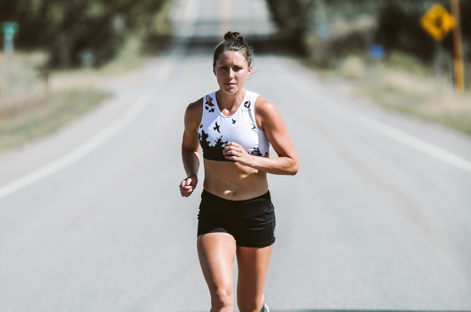 Allie Kieffer won the Toronto Waterfront Half as she gets ready for the New York Marathon