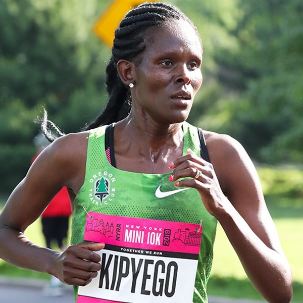 Sally kipyego is focused on winning  a medal in the Olympic marathon