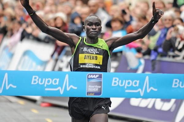 Twenty-year-old Joel Ayeko from Uganda is hoping to make an impact at the 2019 FNB Cape Town 12 OneRun