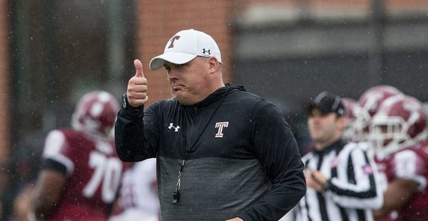 Georgia Tech coach Geoff Collins has a fondness for the AJC Peachtree Road Race