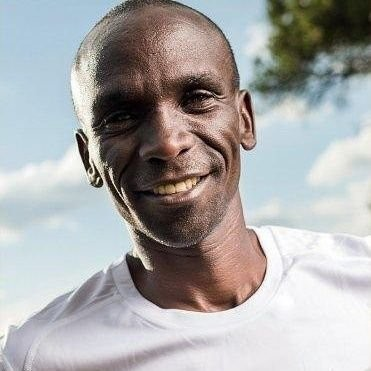 Kenya's Eliud Kipchoge is focused on only one thing as he gets ready for the Berlin Marathon Sunday