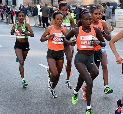 Strong elite women´s field is set to run the Chicago Marathon this weekend