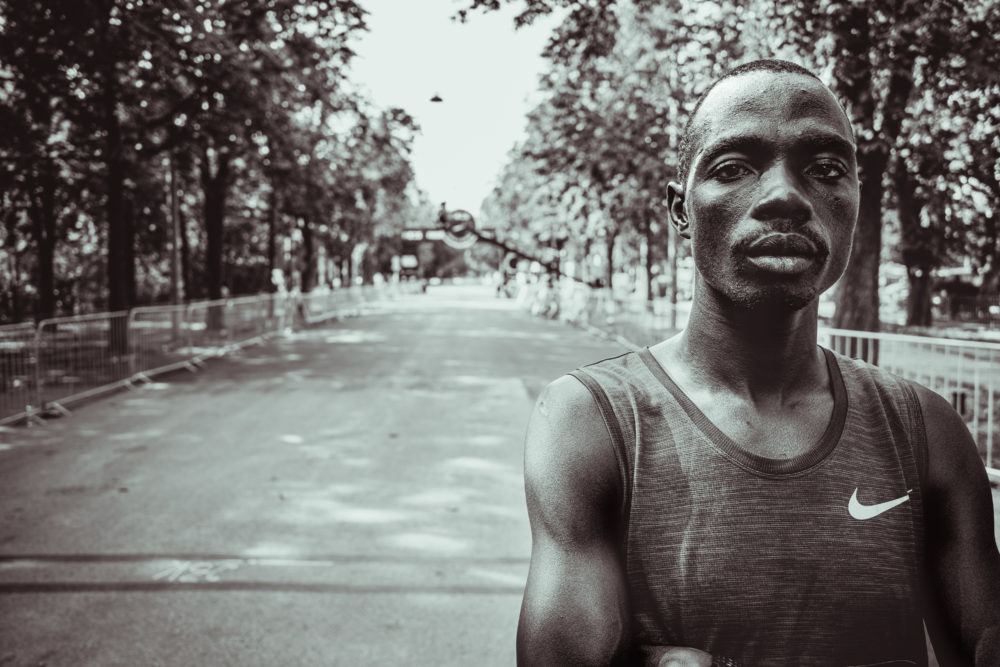 Rotterdam champion, Marius Kipserem from Kenya is also going to be a pacemaker for the sub two hour marathon challenge