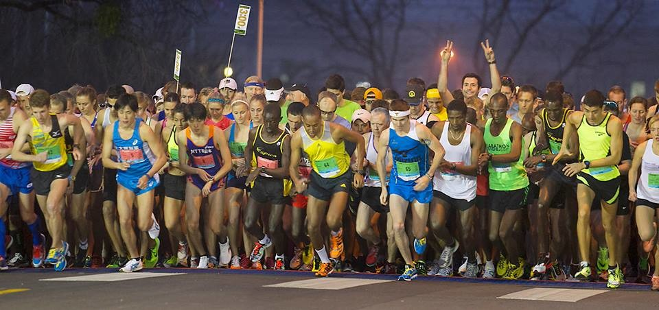 Austin Marathon and 3M Half Marathon invite elite runners to Austin for a final Olympic Marathon Trials tune-up