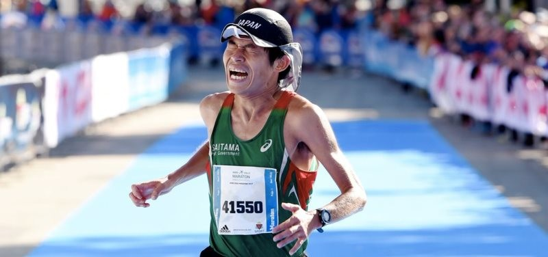 Yuki Kawauchi may face rain at the Gold Coast Marathon but nothing like Boston