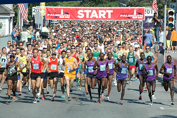 Asics The New Title Sponsor of Falmouth Road Race