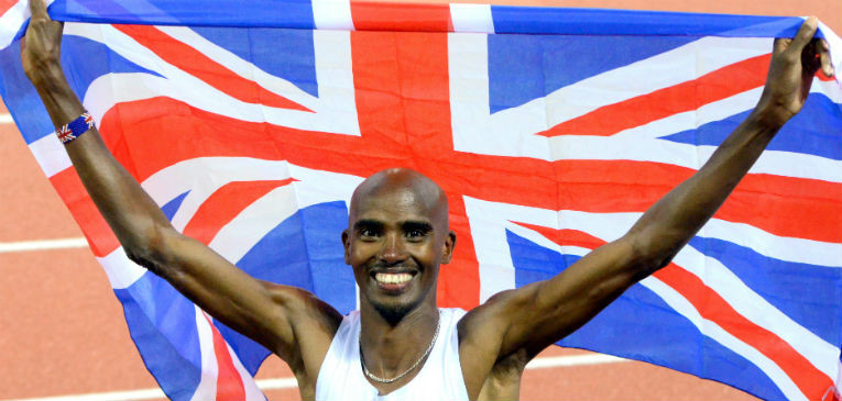 Four-time Olympic gold medallist Mo Farah has announced he will return to the 10,000m on the track next year in a bid to win a fifth Olympic title in Tokyo