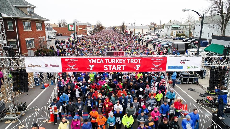 Turkey Trots On Thanksgiving, Is one of the most popular days of the year to race