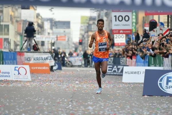 Tura running his third marathon in five months wins Milano Marathon in 2:09:04