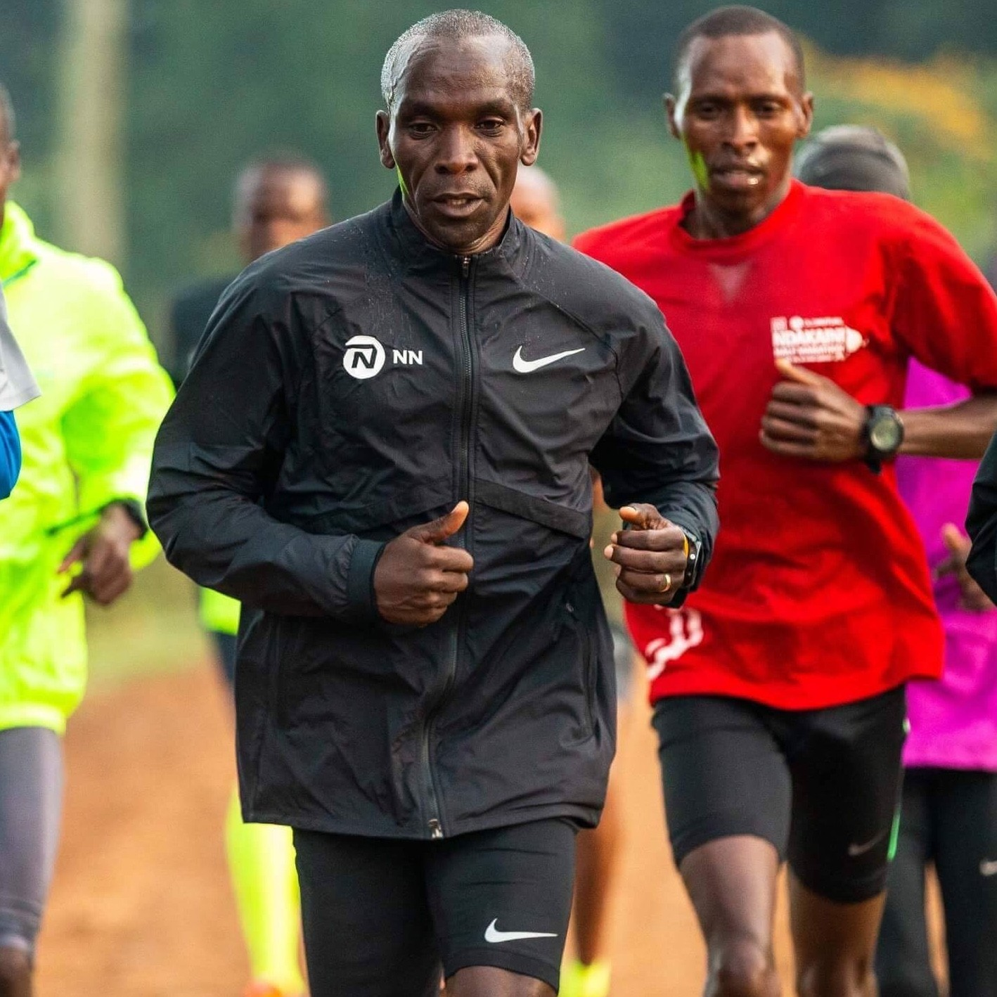 Eliud Kipchoge is a simple man who helps others - Part three of a three part series on the King of the Marathon