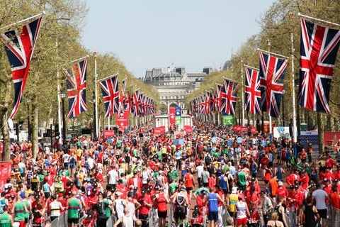 The race director of London Marathon admits that the event may include only elite runners