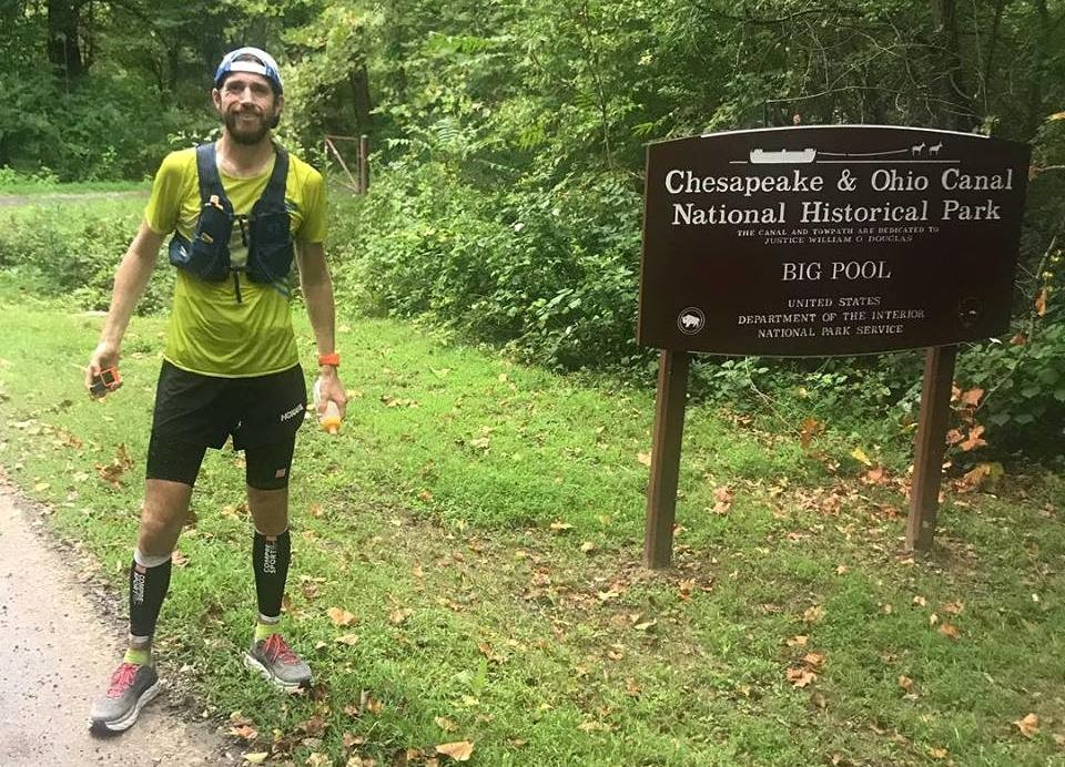 Michael Wardian is going after the record of running 184.5 miles this weekend in less than 35 Hours.