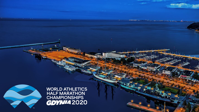 World Athletics Half Marathon Championships Gdynia 2020 has been postponed
