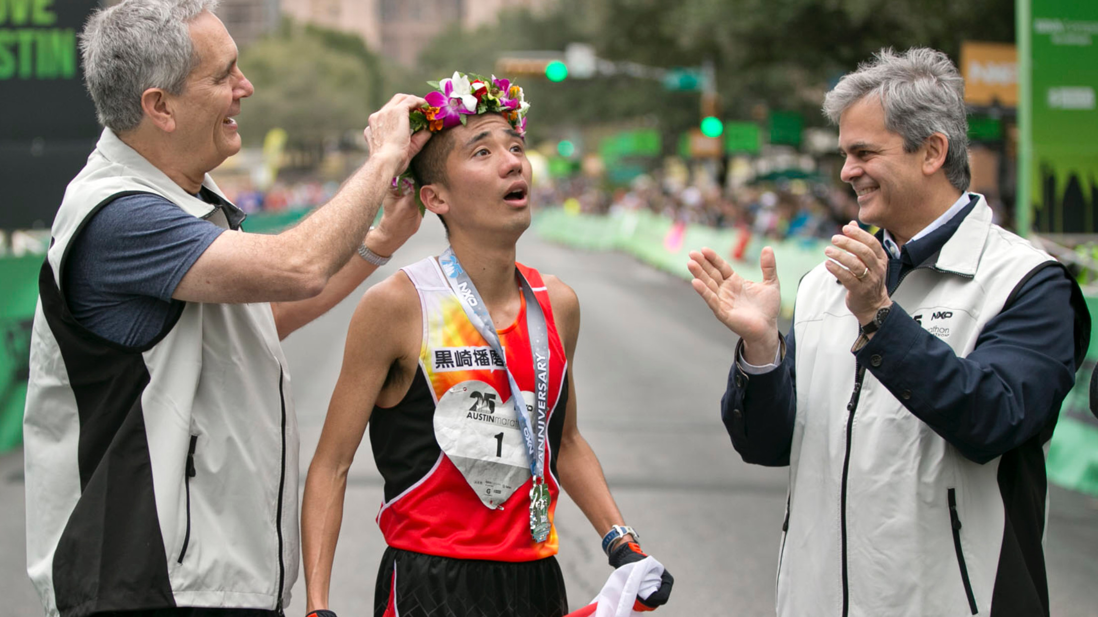 Austin Marathon Welcomes Elite Japanese Runners