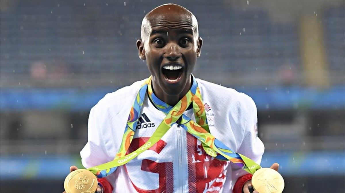 Mo Farah says medals and not money is his incentive