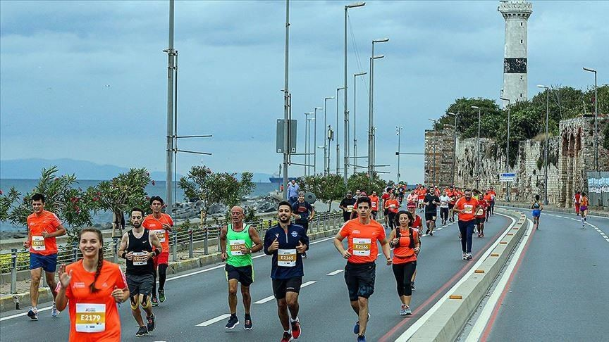 We didn't even think for a moment that the Istanbul Half Marathon, which we have organized for 14 years with pleasure, could be canceled
