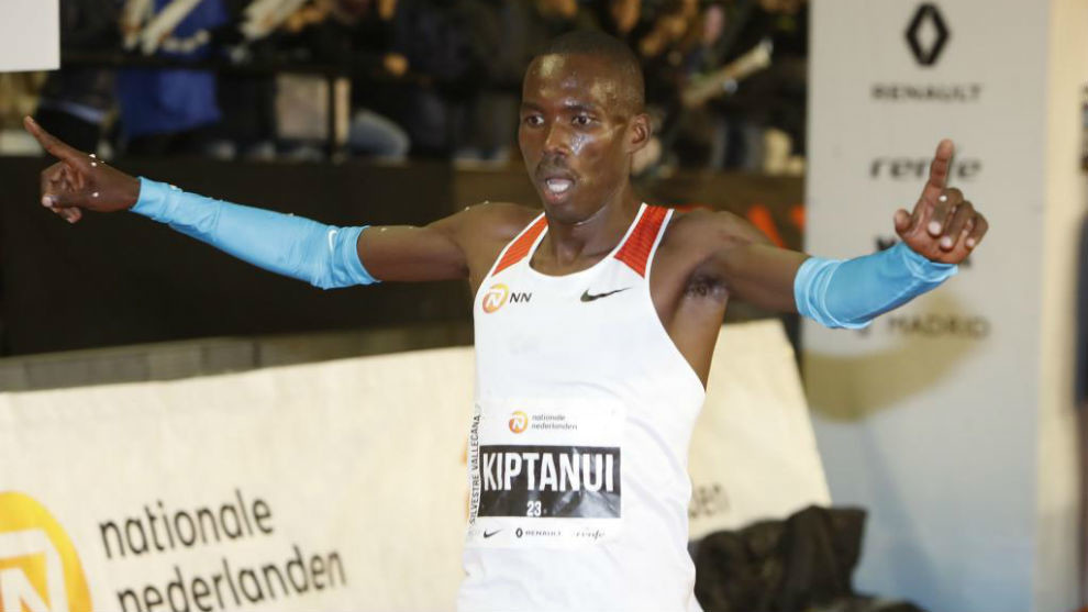 Eric Kiptanui was involved in Eliud Kipchoge's record-breaking feat in Vienna, and now he is set to run the Airtel Delhi Half Marathon