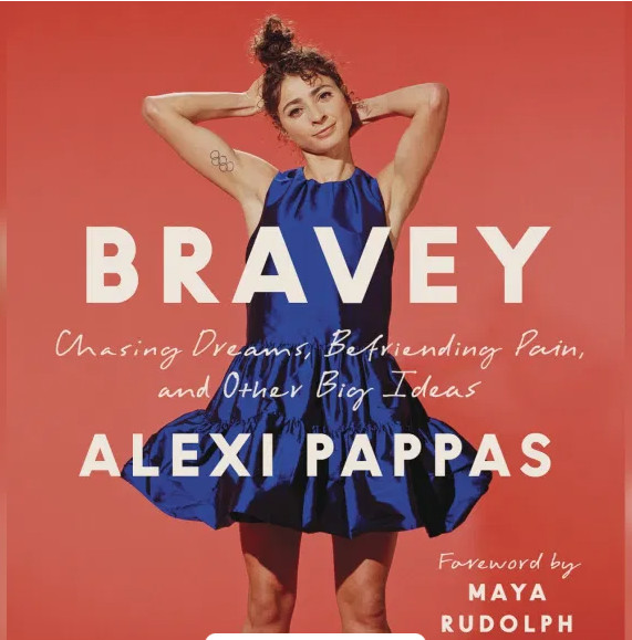 Five Things We Learned from Alexi Pappas' Memoir, Bravey