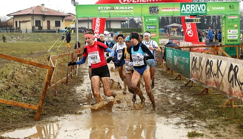 Worku and Yavi are in the spotlight  at the Cinque Mulini cross country in Italy